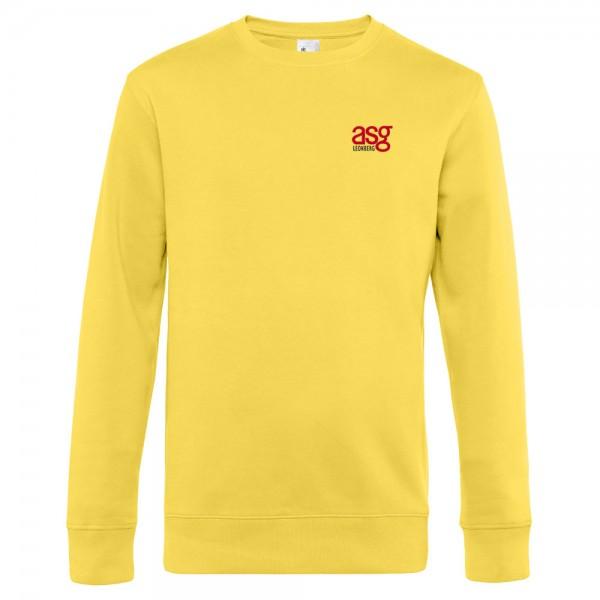 Herren Sweater KING Crew Neck