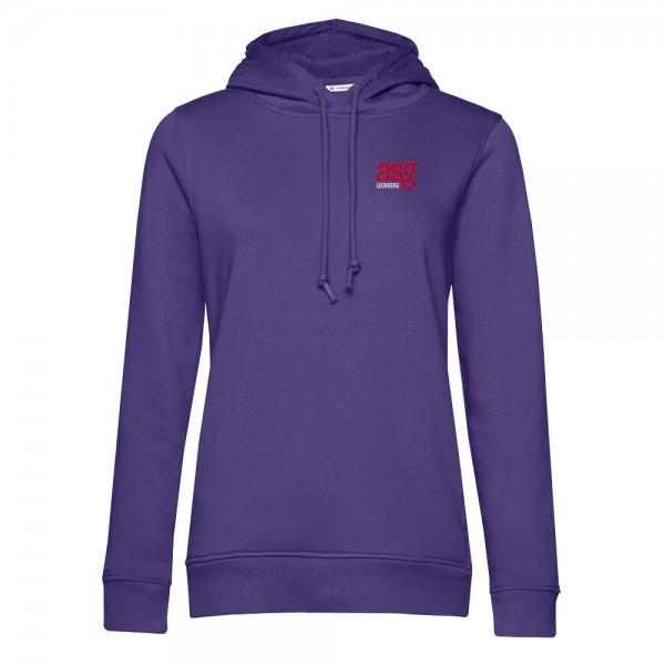 Damen Bio Kapuzen-Sweater ORGANIC Hood