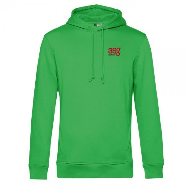 Herren Bio Kapuzen-Sweater ORGANIC Hood