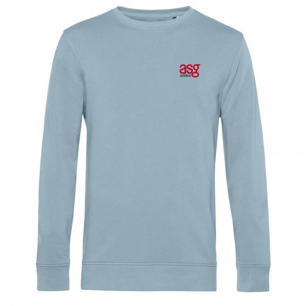 Herren Bio Sweater ORGANIC Crew Neck